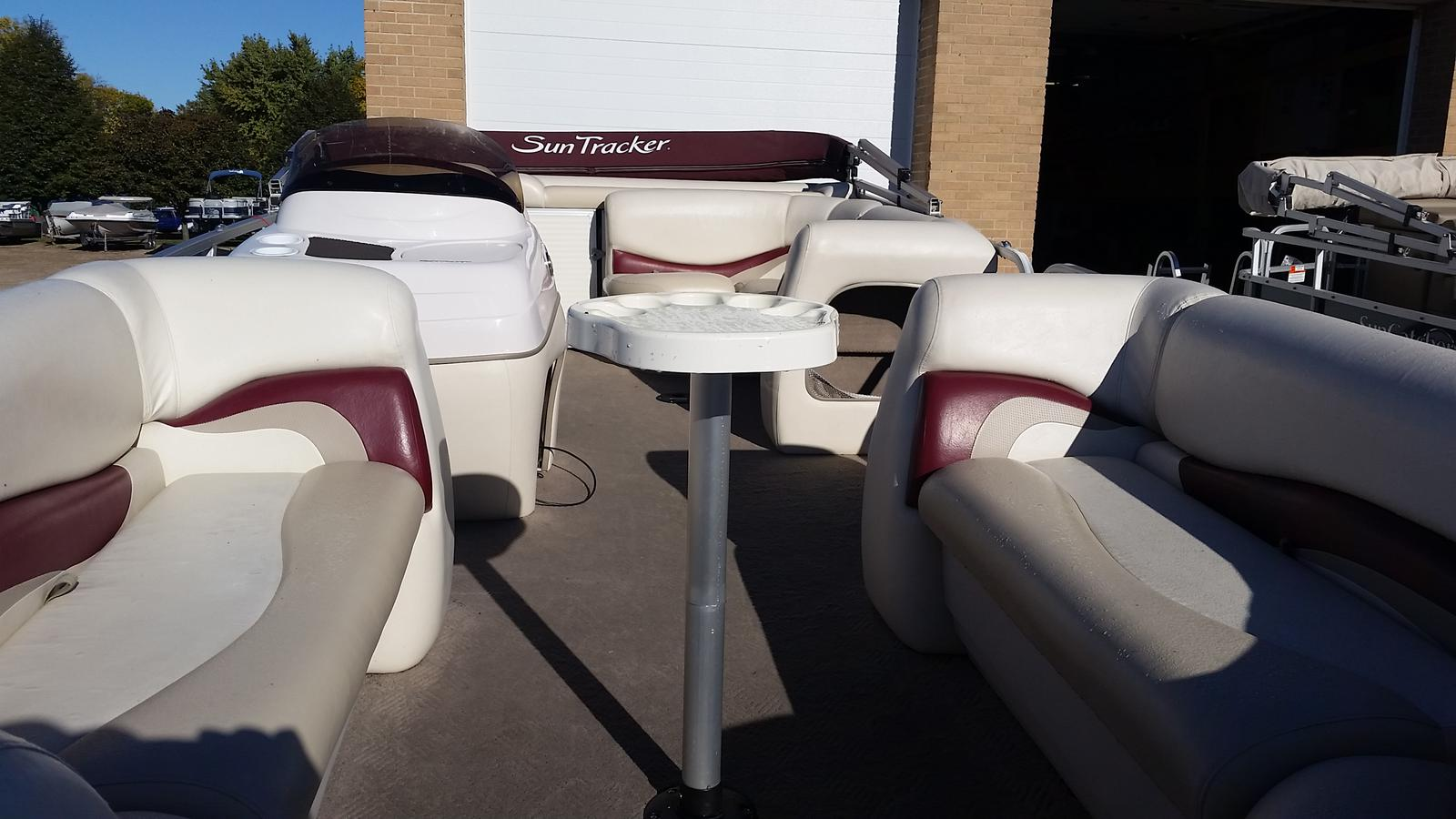 2010 Sun Tracker Party Barge® 21 for sale in Ortonville, MN ...