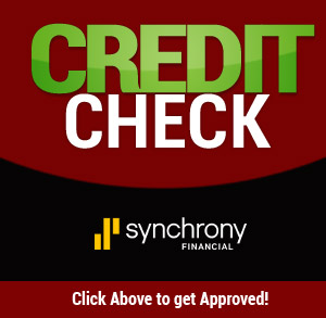 Credit Check. Synchrony Financial. Click above to get approved!