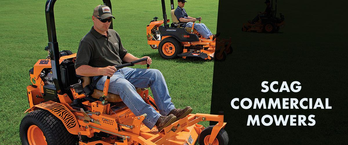 Shop All Scag Mowers