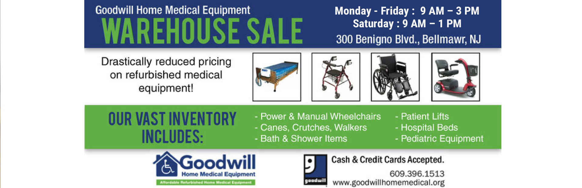 Used Home Medical Equipment | Goodwill Home Medical Equipment