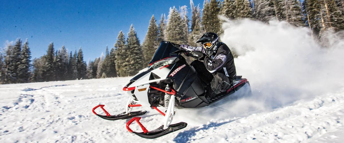Shop Arctic Cat Snowmobiles