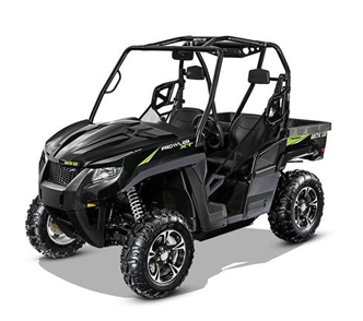 arctic cat side by sides