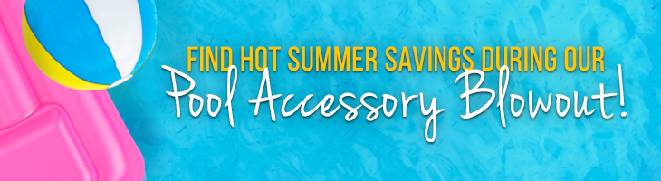 Shop Pool Accessories Today!