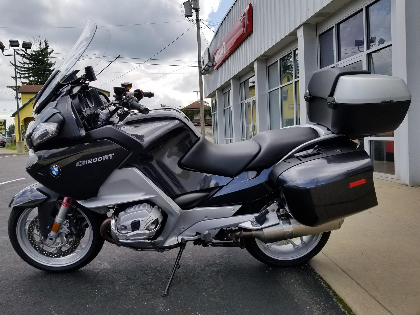 2011 Bmw R1200rt For Sale In Wexford Pa Bmw Motorcycles Of
