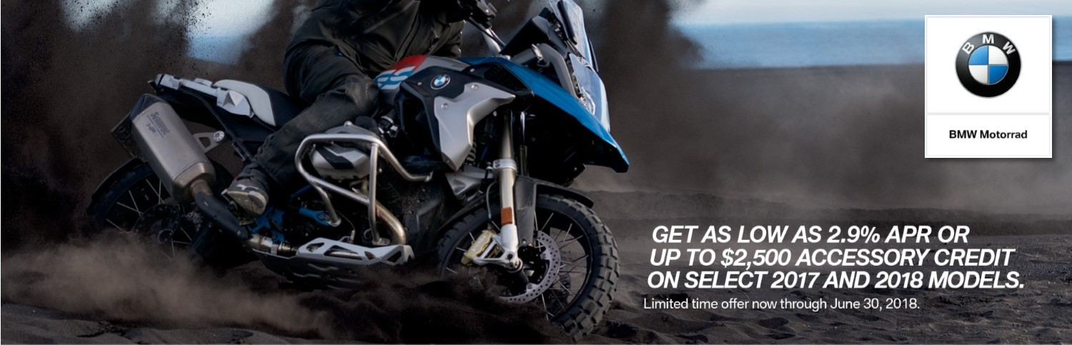 BMW June Promotion