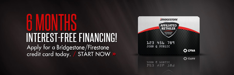 Bridgestone Financing