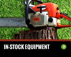 In-Stock Equipment