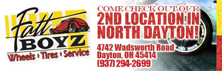 Fatt Boyz Dayton, OH new location
