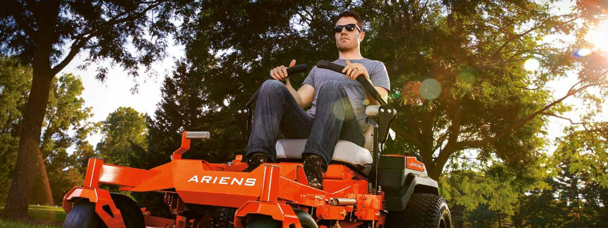 Ariens Riding Lawnmower