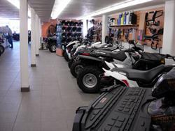 Mid-Valley Tractor Showroom
