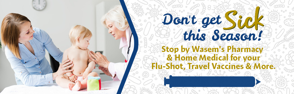 Flu Shots & Travel Vaccinations in Clarkston, WA