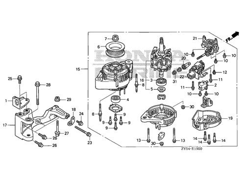 Shop Honda Marine Outboards & Parts VS Marine Atascadero