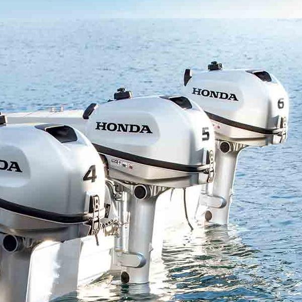 Honda Marine BF5DHSHNA - 5.0 HP