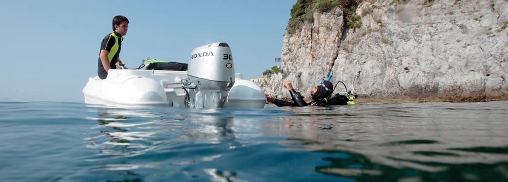 Quality Reliability Efficiency Choose A Honda Marine Outboard Motor