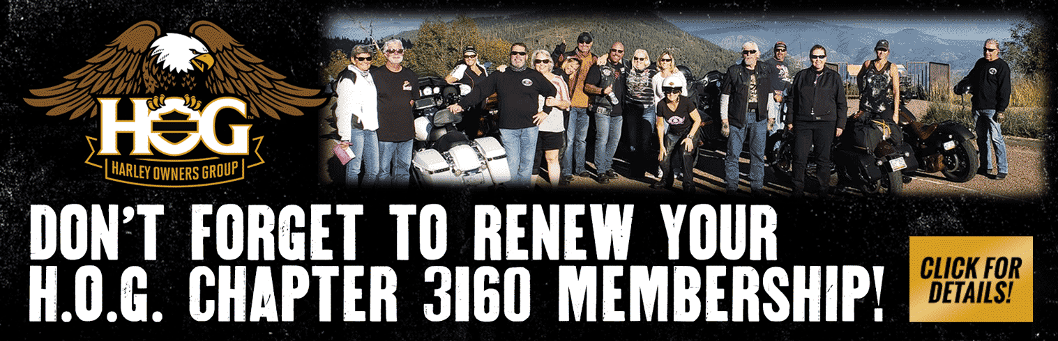 Renew HOG Membership