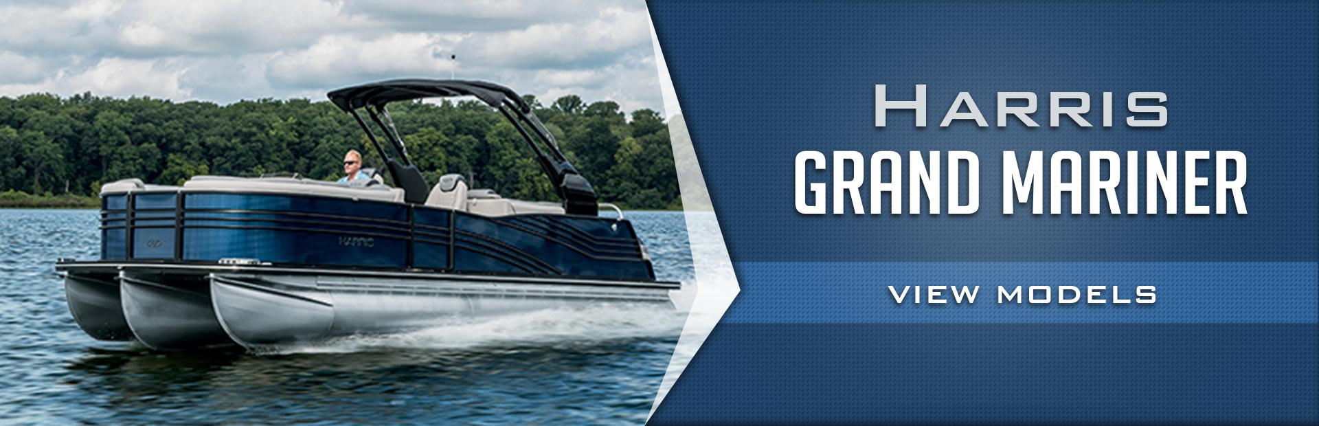 Click here to see the new Harris Grand Mariner models!