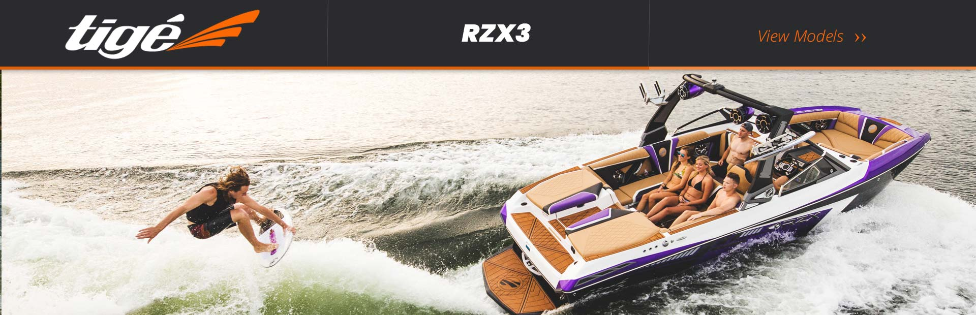 Tige RZX3: Click here to view the models.