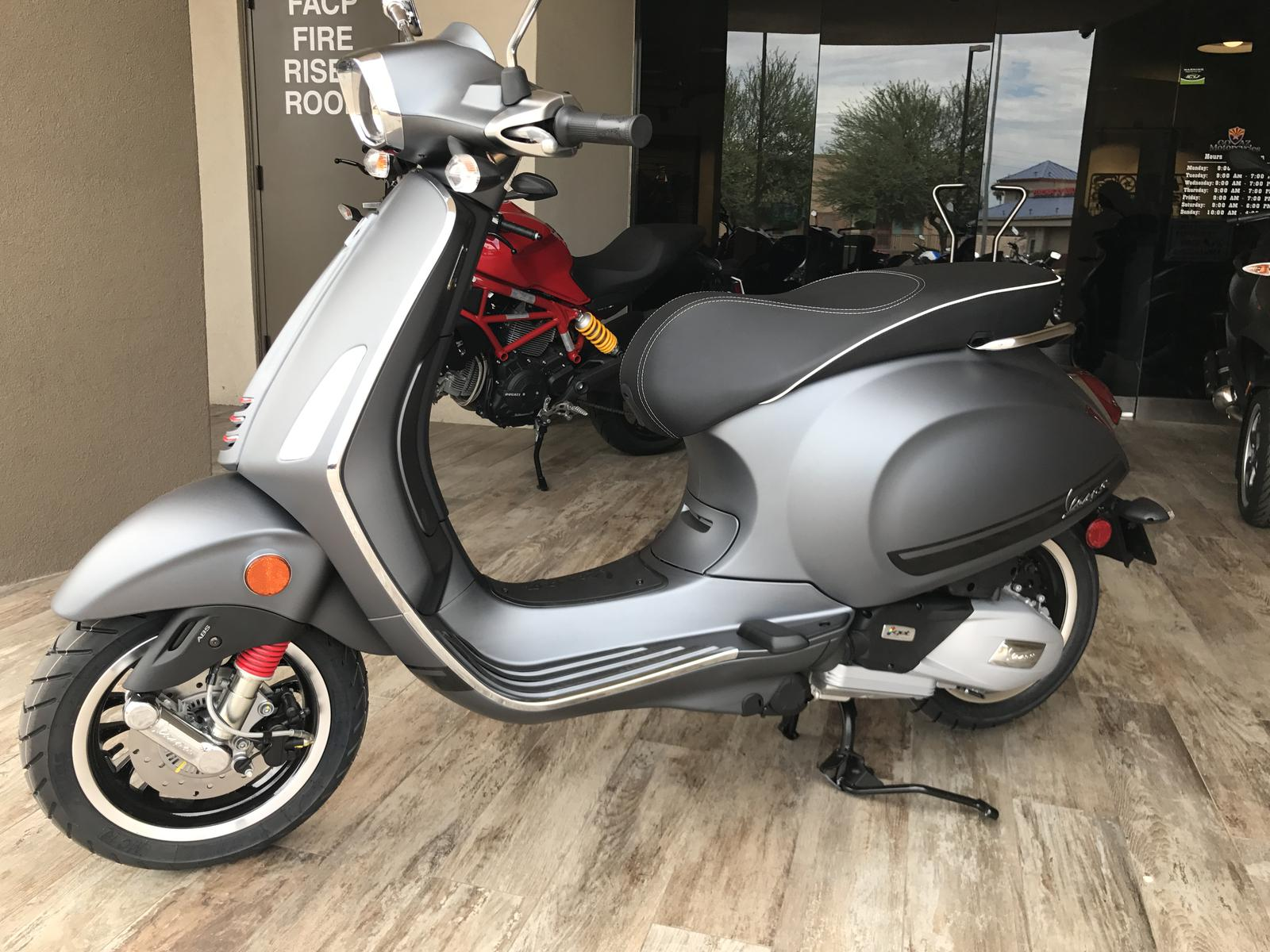 2019 Vespa 150 Sport For In Peoria Az Go Motorcycles 623 322 6700
