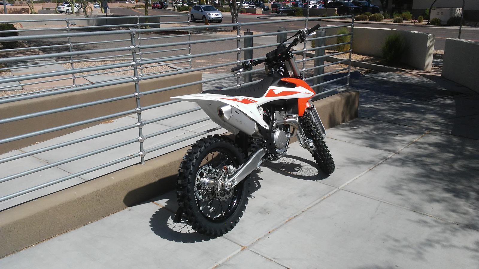 2019 KTM 350 SX-F for sale in Peoria, AZ   GO AZ Motorcycles