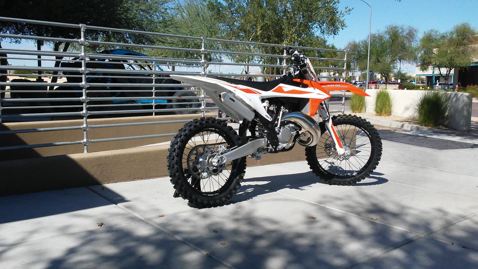Ktm 125 Sx Top Speed 2018