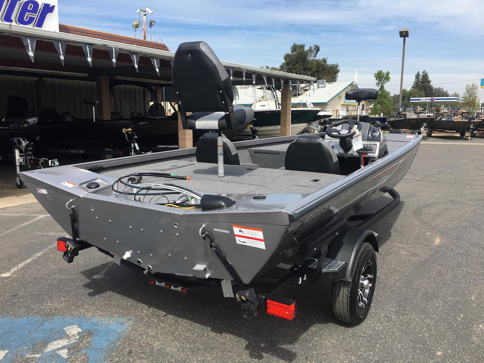 2018 crestliner vt 19 mercury 115hp for sale in madera ca pacific rh pacificmarinecenter com Ford Wiring Harness Kits Wiring Harness Terminals and Connectors