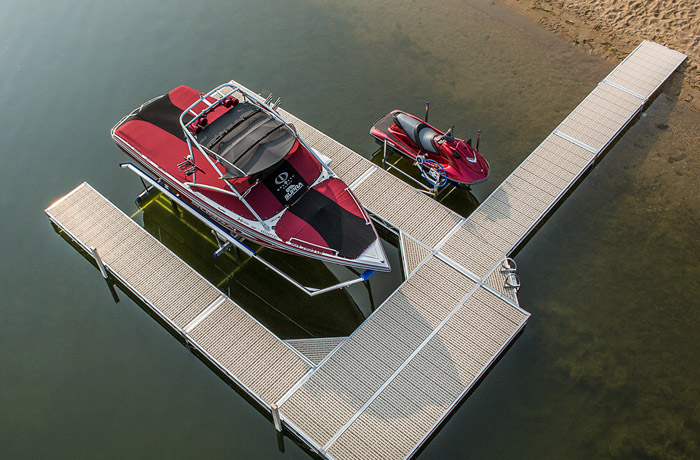Infinity FTS9 Floating Dock