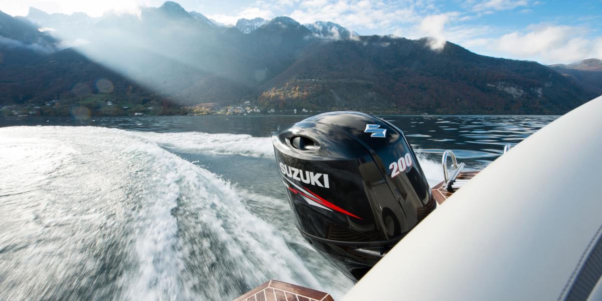suzuki Outboard Motors, Annandale, MN