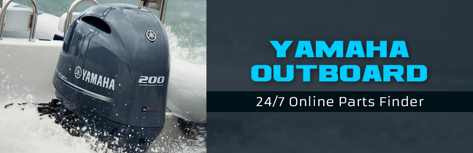 Find Yamaha Outboards on our 24/7 online parts finder! Click here to browse our selection.