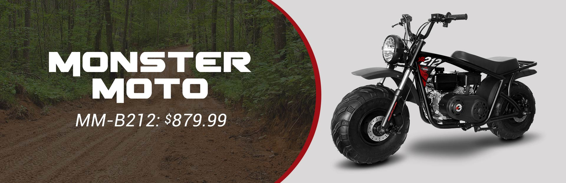 Get the Monster Moto MM-B212 for just $879.99!
