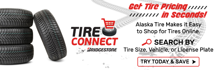 Shop for Bridgestone Tires Online - Best section in Anchorage!
