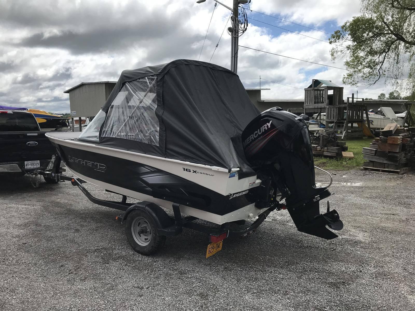 2015 Legend 16 Xcaliber For Sale In Bobcaygeon On Birch Point Marina Bobcaygeon On 705 738 2473