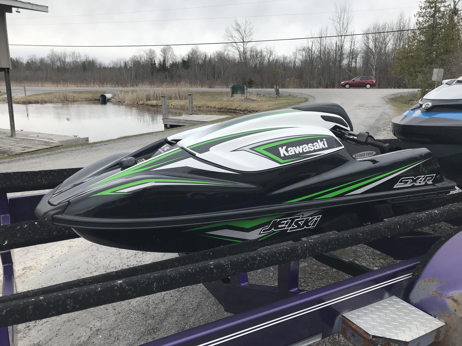 2017 Kawasaki Sx R Jet Ski For Sale In Bobcaygeon On Birch Point Marina Bobcaygeon On 705 738 2473