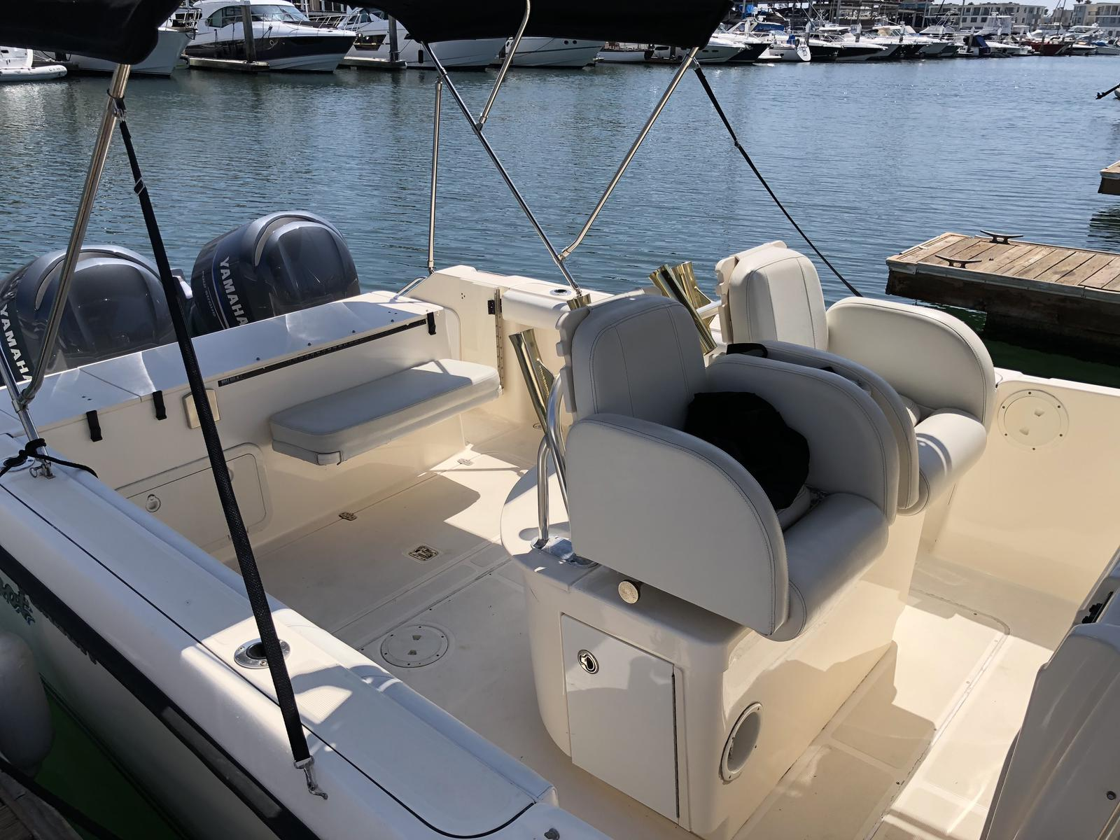 2007 Pursuit Center Console C 280 For Sale In Newport Beach Ca Yamaha Compass Wiring 1 14