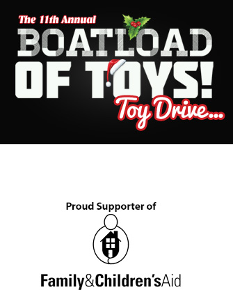 Boatload Of Toys Supports Family & Children's Aid of CT