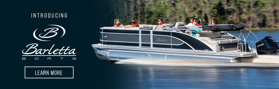 Barletta Pontoon Boats
