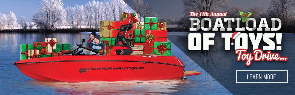Boatload Of Toys Toy Drive