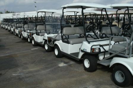 Rentals Ladd's Memphis, TN (800) 843-1663 on go golf carts, special events golf carts, ezgo work carts,