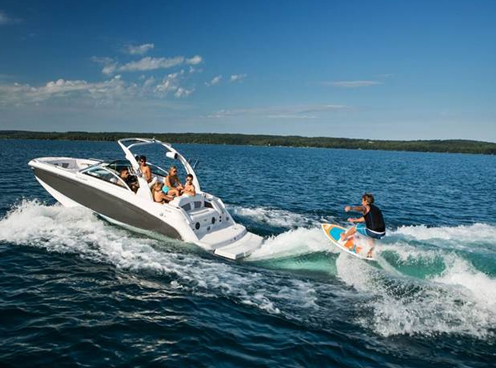 Four Winns HD Series Boats