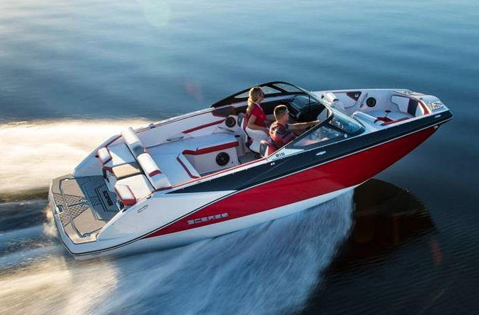 Scarab 215 Series Jet Boats