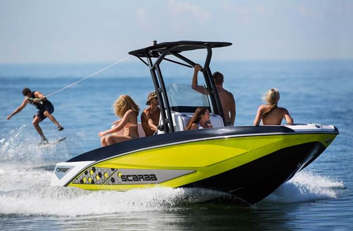 Scarab 195 Series Jet Boats