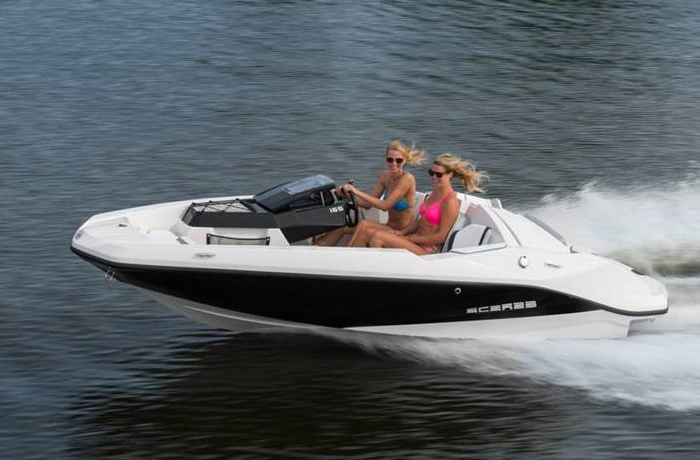 Scarab 165 Series Jet Boats