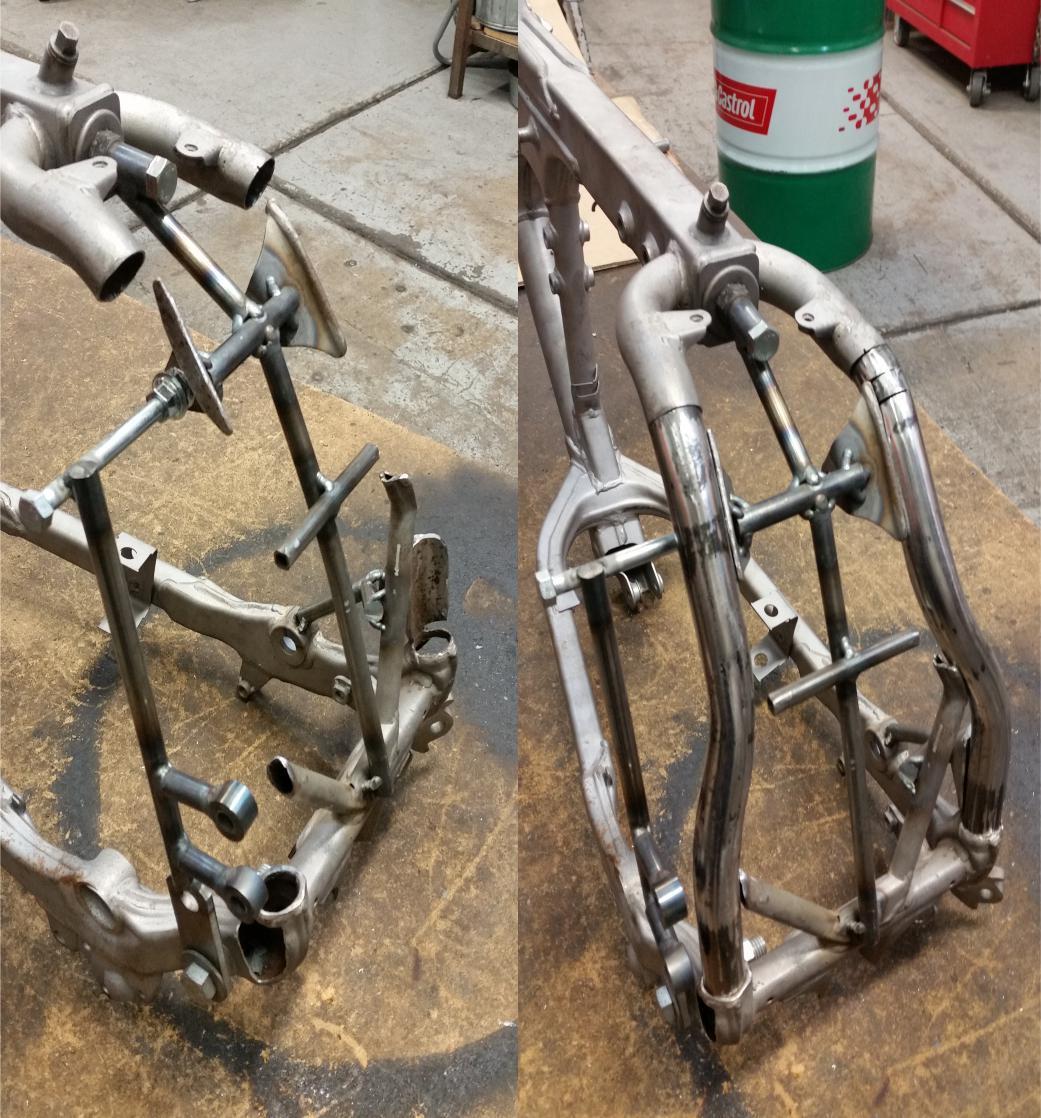 Welding-Fabrication Reno KTM-Nevada Motorcycle Specialties SPARKS ...