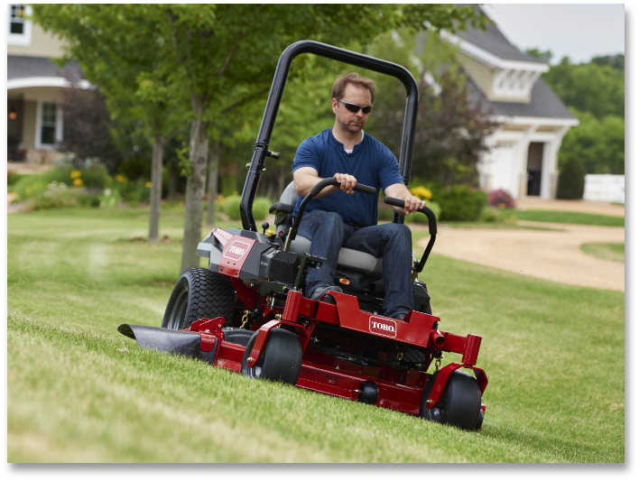 ZERO-TURN MOWER HEADQUARTERS