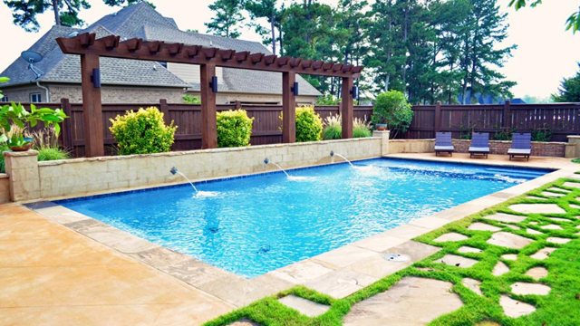 Inground Pools Swimming Pools Of Tupelo More Superstore Tupelo Ms 662 842 8009