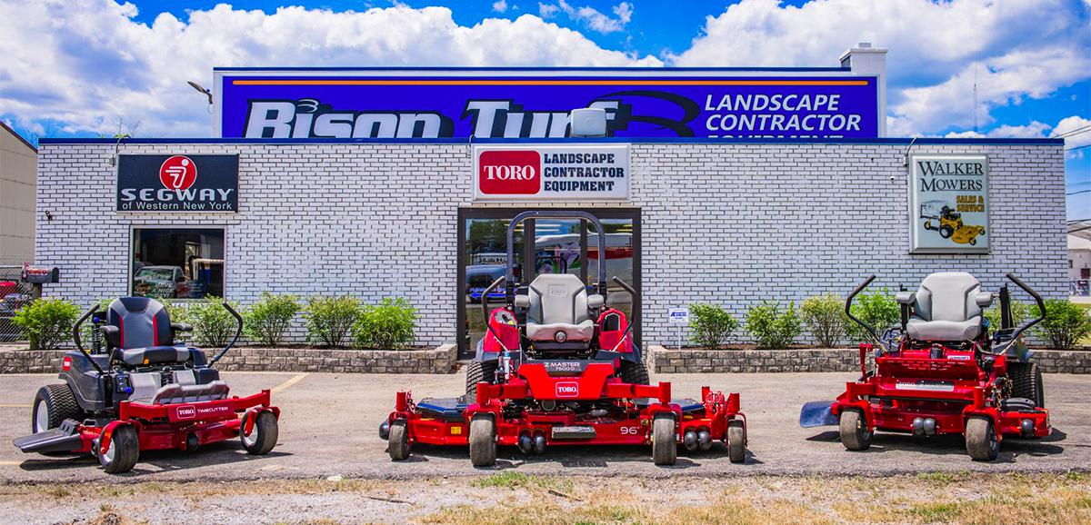About Bison Turf Equipment