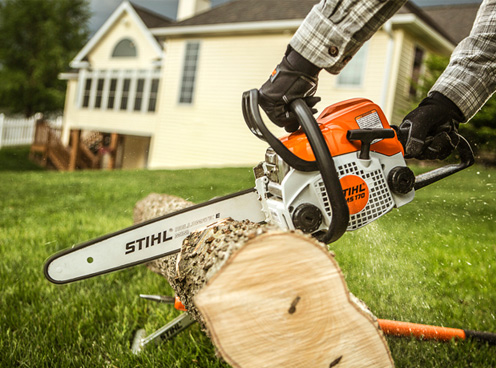 Residential Chainsaws