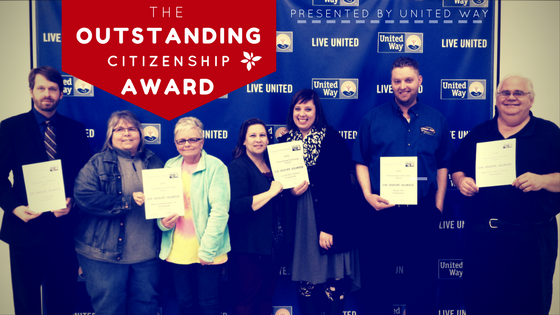 United Way Citizenship Award
