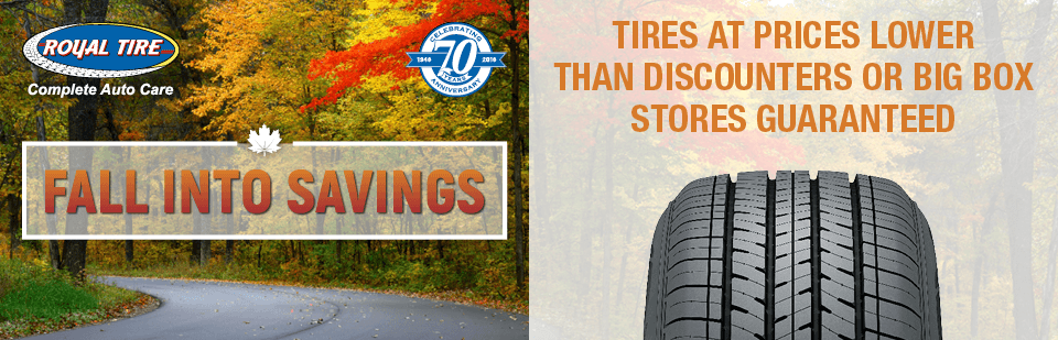 Tires at Prices Lower Than Dicounters or Big Box Stores Guaranteed