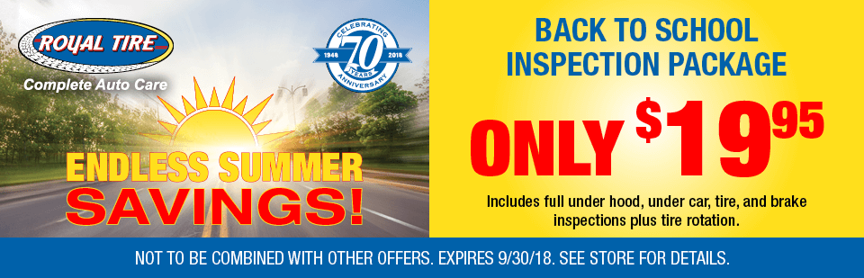 Back to School Inspection Package Only $19.95!