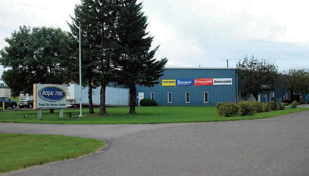 Brainerd Commercial Location